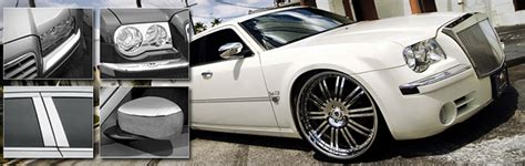 2010 Chrysler 300 Accessories by 2010 Chrysler 300 Chrome Accessories