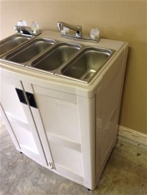 1000 ideas about portable sink on pinterest cabin tent