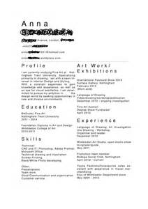 arts resume exles 32 best images about artist cv s on infographic resume creative resume and fashion cv
