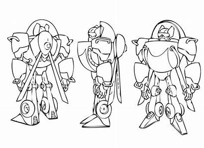 Rescue Coloring Bots Pages Transformers Printable Blurr