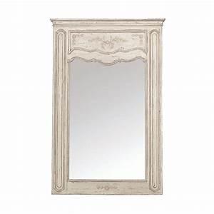 Grand Miroir Rectangulaire : miroir trumeau rectangulaire beige interior 39 s ~ Preciouscoupons.com Idées de Décoration