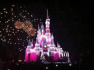 Pics For > Disney Firework Gif