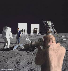 Apollo Landing Hoax Proof Pictures - Freaking News
