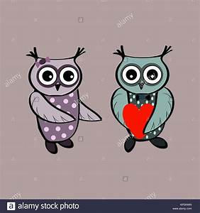 Owl Love Stock Photos & Owl Love Stock Images - Alamy