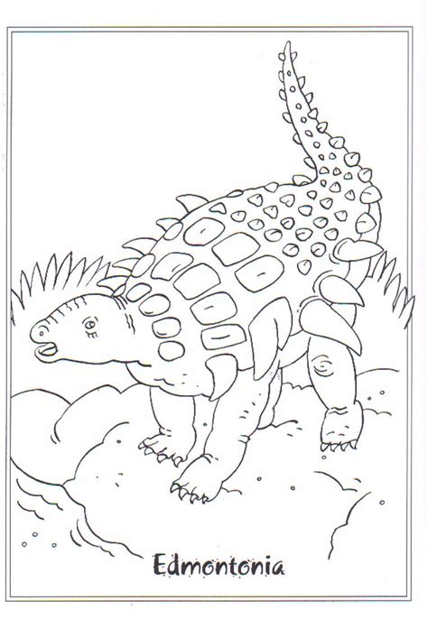 kids  fun  kleurplaten van dinosaurussen