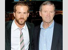 Ryan Reynolds' Father Passes Away See the Touching Photo