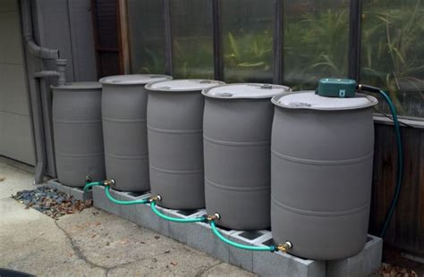 rainwater harvesting systems   build