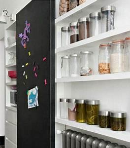Bocaux Cuisine Déco : bocaux de rangement une solution pratique dans la cuisine ~ Teatrodelosmanantiales.com Idées de Décoration