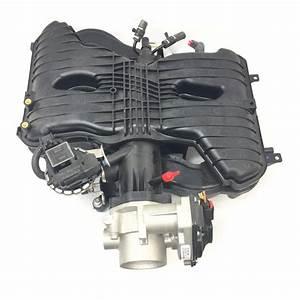 Ford Oem 4 2l Intake 7l3e  7l3z9424d  Complete  F150