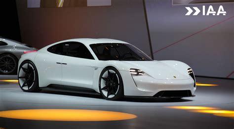 Mission E by Frankfurt 2015 Porsche Mission E Concept Gtspirit
