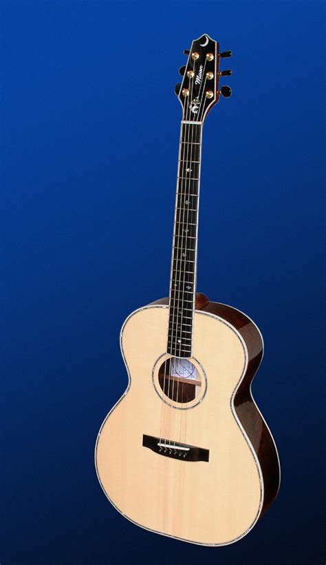Moon Guitars :: 1000th Guitar