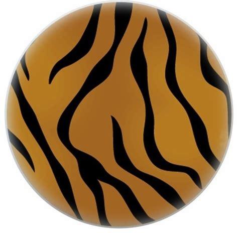 Goat Decor by Tiger Animal Print Ceramic Cabinet Drawer Knob
