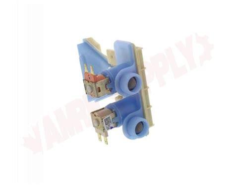 wwf ge washer water inlet valve
