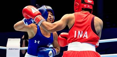 Boxing Olympic Aiba Boxers Qualifiers Pang Mi