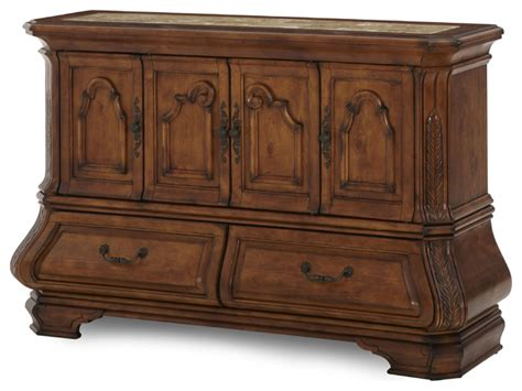 Traditional Sideboards And Buffets by Tuscano Sideboard Traditional Buffets And Sideboards