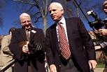 McCain brother stays out of spotlight - The Boston Globe