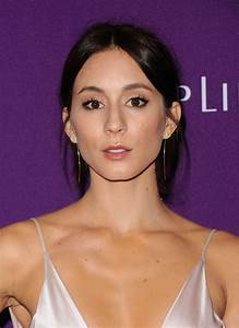 Troian Bellisario At 19th Costume Designers Guild Awards ...
