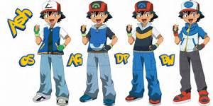 pokemon trainers ash ketchum