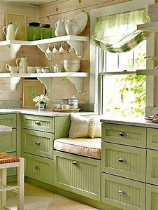 the 25 best small kitchen designs ideas on pinterest With what kind of paint to use on kitchen cabinets for green bay stickers