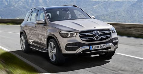 mercedes benz gle full   detailed  europe