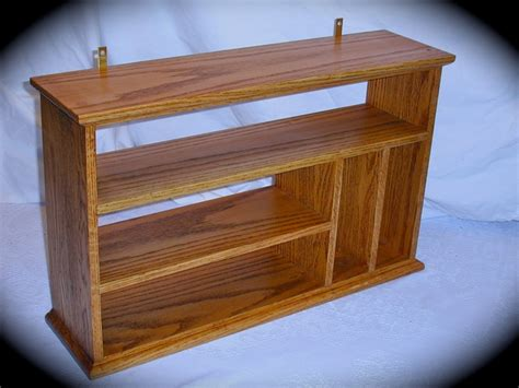 furniture for heavy custom oak shadow box built in a clear satin finish 3677
