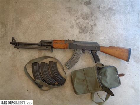 Warsaw length of pull, which is about 1 longer than a typical russian rpk stock. ARMSLIST - For Sale: Yugo M72 RPK zastava AK47