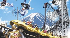 Fuji-Q Highland Q Pack (with One Day Free Pass and Highway Bus Transfer) - Klook
