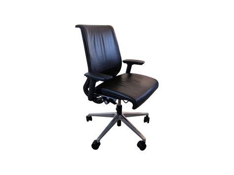 fauteuil de bureau occasion fauteuil steelcase think adopte un bureau