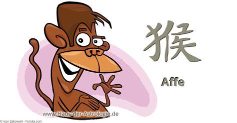 Affe Im Chinesischen Horoskop