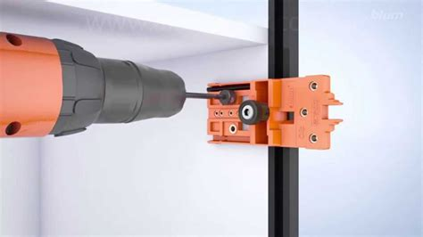 Blum Hinge Drilling Template   YouTube