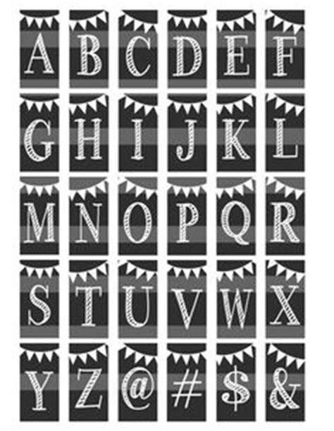 printable letters  printable  letters  pinterest