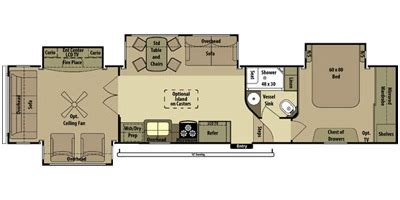open range roamer rv floor plans open range rv floorplans house design and decorating ideas