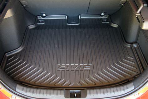 cargo tray  hatchback  honda civic forum