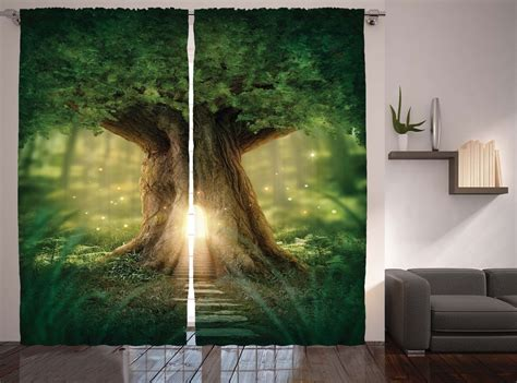 Bohemian Yoga Decor Fairy Tree Of Life In Rainforest Blinds Fresno Blackout Lining For Roller Cordless And Shades Turkey Ground Blind Killzone Hunting Cheap Wooden Singapore Renotalk Faux Wood Vertical Lowes