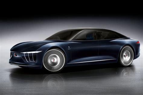 Italdesign Giugiaro Gea Concept 2018 Novit Auto E