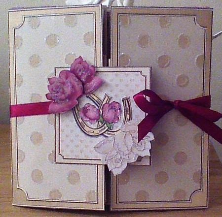 wedding  romance double tri shutter card kit
