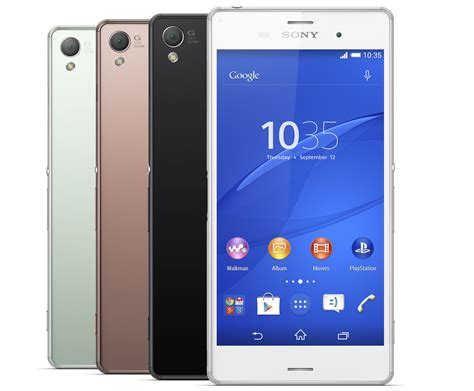 Sony Launches Trio Of Flagship Devices