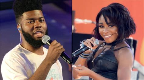 Khalid Opens Up About His 'chemistry' With Fifth Harmony's