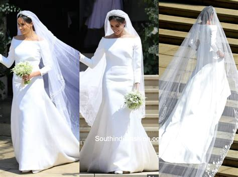 Markle Wedding Dress : Everything You Need To Know About The Much Awaited Royal