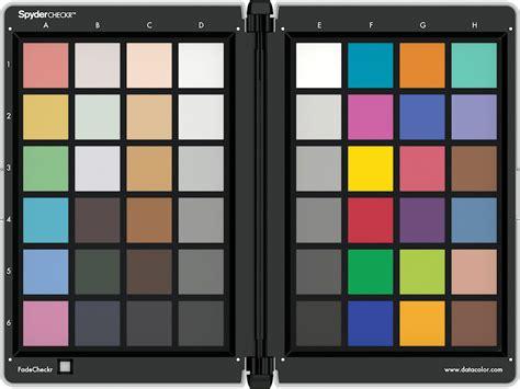 datacolor unveils  spydercheckr color reference tool