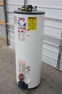 Richmond Natural Gas Water Heater