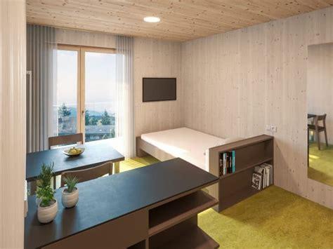 Holzbau Raummodule by Aktuelles Kaufmann Zimmerei Tischlerei Holzmodulbau