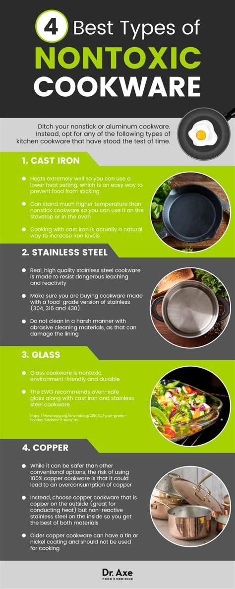 cookware nontoxic axe dr types glass dangers nonstick