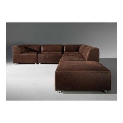 canapé d angle cuir vieilli marron photos canapé d 39 angle cuir marron vieilli