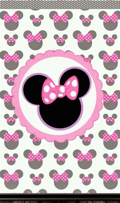 minnie mouse head wallpaper gallery
