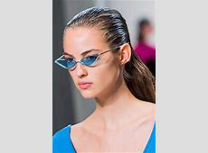 All the Best Statement Sunglasses From the Spring 2018