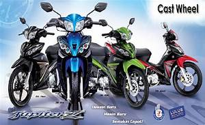 Spesifikasi Motor  Spesifikasi Motor Yamaha Jupiter Z