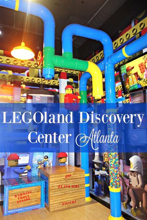 legoland discovery center atlanta life  creed
