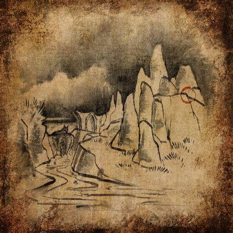 map  halinsulahn dragon age wiki