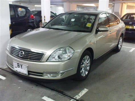 Nissan Teana Picture by 2006 Nissan Teana Overview Cargurus